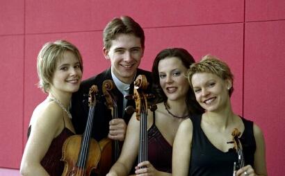 AMAR Quartett / D.Zappa - H.Bärtschi - M.Weber - A.Brunner
